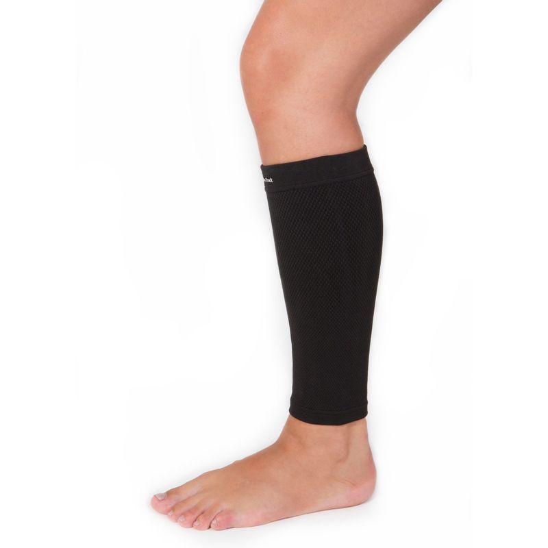 Physio-Calf-Brace---Black-Large
